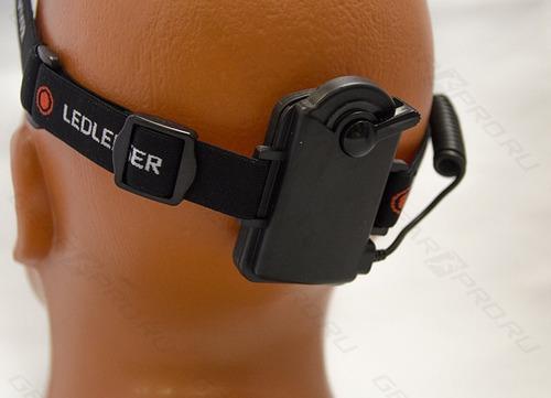 linterna de cabeza h3.2 led lenser (led-002-015)