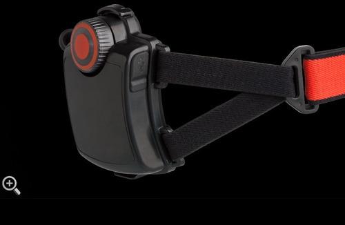 linterna de cabeza h7r.2 led lenser recargable (led-002-018)