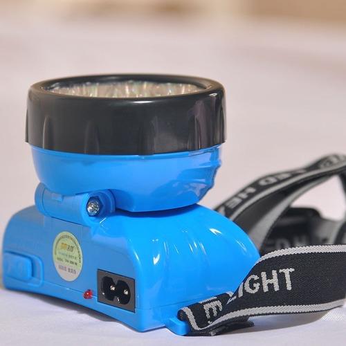 linterna de cabeza led casco tipo minero potente