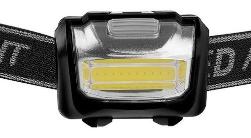 linterna de cabeza led (luz minero) vincha elástica