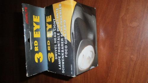 linterna de casería  o manos libres de baterías desechable