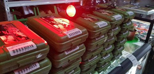 linterna de caza roja led cree ¡despacho gratis! 1000lux