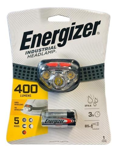 linterna energizer manos libres minera 315 lumens 5 leds- importadora fotografica - distribuidor oficial energizer