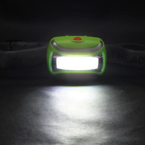 linterna faro led diadema ressitente agua 700lm camping bici