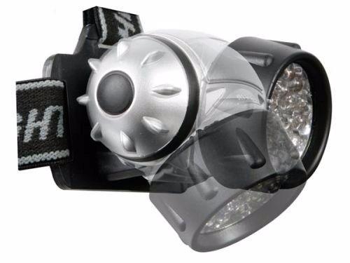 linterna lampara de cabeza led 12 excelente calidad nueva