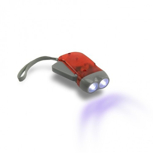 linterna lampara dinamo no necesita bateria bombillos en led