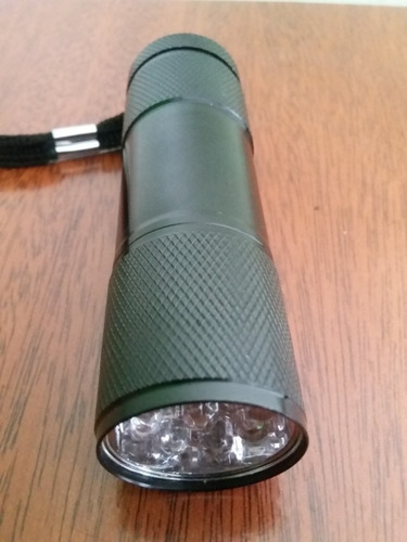 linterna led 5w luminosidad 250-280 t 92x25