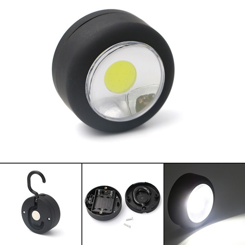 linterna led cob circular de trabajo emergencia oregon