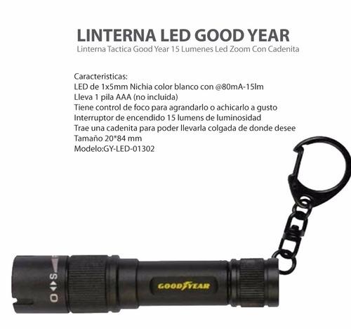 linterna led goodyear 65lumen muy potente gy1302 pintumm