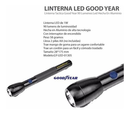 linterna led goodyear 90lumen muy potente gy1305 pintumm