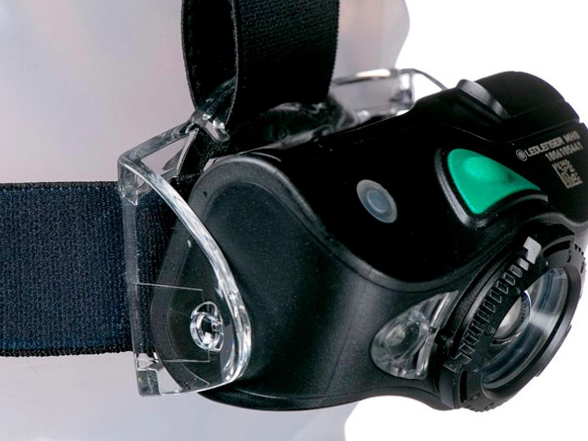 Led Lenser MH8  Verde