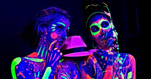 linterna led luz negra uv ultravioleta alacranes billetes