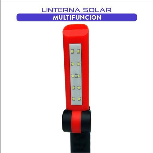 linterna led multifunción