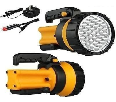 linterna led recargable 37 foco lampara faro farol ®