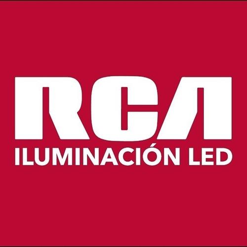 linterna led recargable rca 50 lumens 1 año gtia 2 unidades
