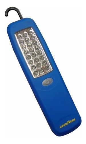 linterna luz 24 led goodyear iman p/colgar gy-led-5224 pintu