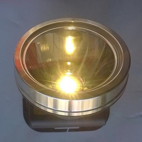 linterna  minera luz amarilla recargable original