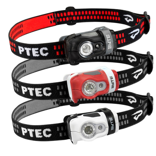 linterna minero doble led princeton tec byte 64g made in usa