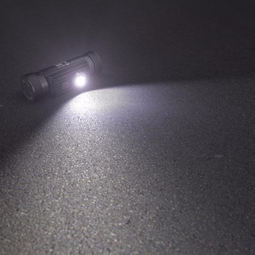 linterna para cabeza nitecore hc60 1000 lumens - recargable