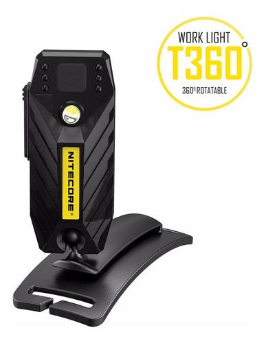 linterna para cabeza nitecore t360 tiny series 45 lumens