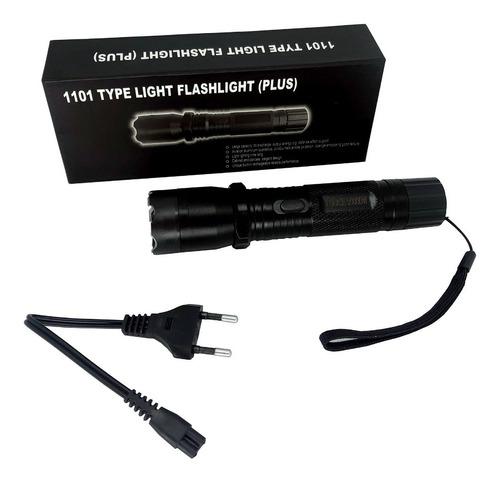 linterna picana electrica 50000 kv recargable  mod 1101