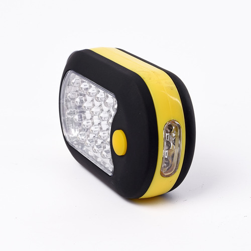 linterna portatil de 24 led trabajo emergencia oregon lin002
