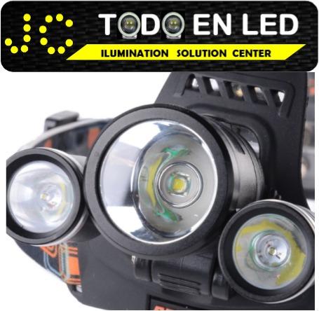 linterna recargable táctica potente 5000 lumenes recargable