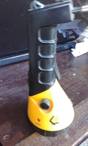 linterna recargable usada en perfecto estado 5 led