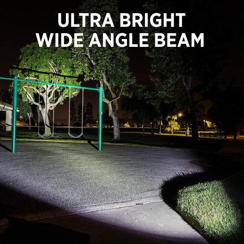 linterna reflector faro led cree xml t6  bateria aaa tactica