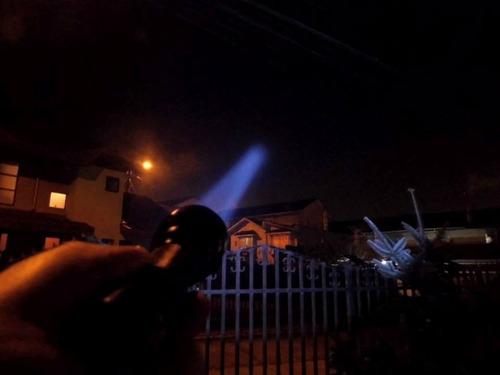 linterna tactica 5000 lumenes hasta 800mts la mas poderosa