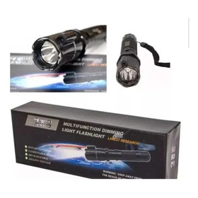 Linterna Taser Con Laser