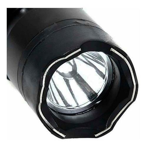 linterna taser tabano police ultra potente recargable 1000kv
