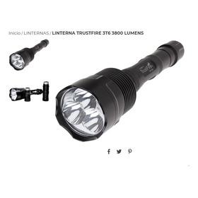 Linterna Trustfire 3t6 3800 Lumens