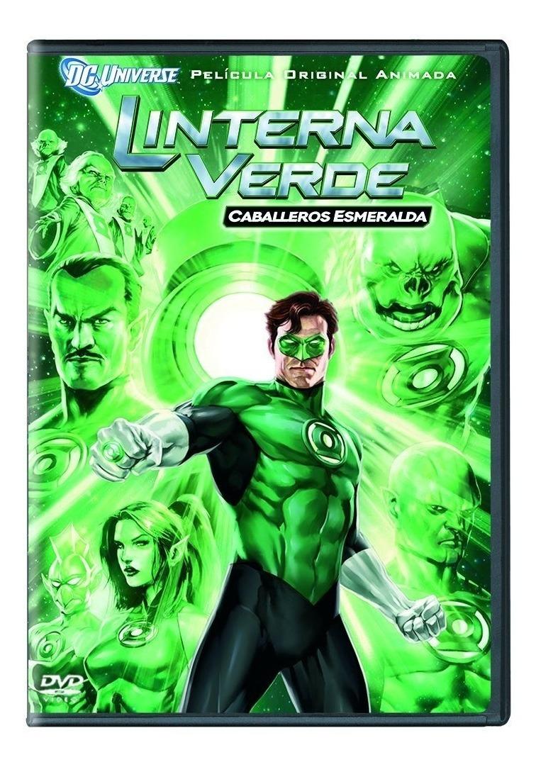 Green Lantern Emerald Knights 2011