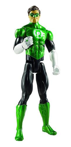 linterna verde - dc comics muñeco 30 cm - fair play toys