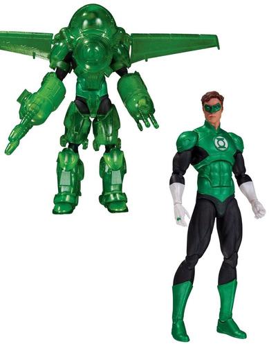 linterna verde dc icons dc collectibles figura original