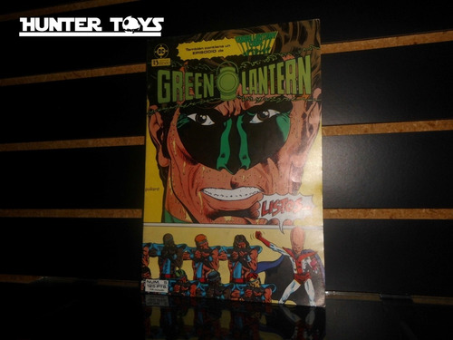 linterna verde, green lantern, comic dc, no.5, tel.35846340