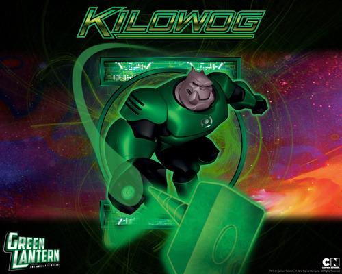linterna verde the animated series