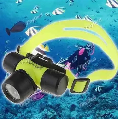 linternas acuáticas led sumergible ideal para el buceo