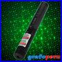 Puntero Láser Verde Rojo Recargable Bateria Potente Efectos