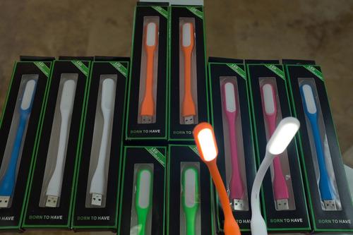 linternas usb flexibles para todo uso