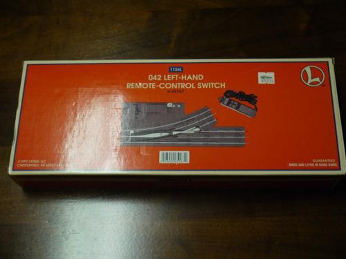 lionel 042 - lado izq  switch con  control remoto