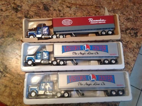 lionel escala o 3 trailer de diferentes modelos
