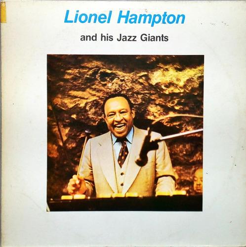 lionel hampton lp and his jazz giants 13924