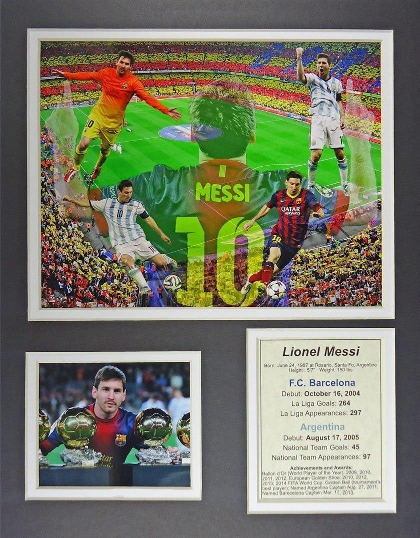 Lionel Measi - Collage De Fotos Enmarcadas Sin Marco De 1 ...