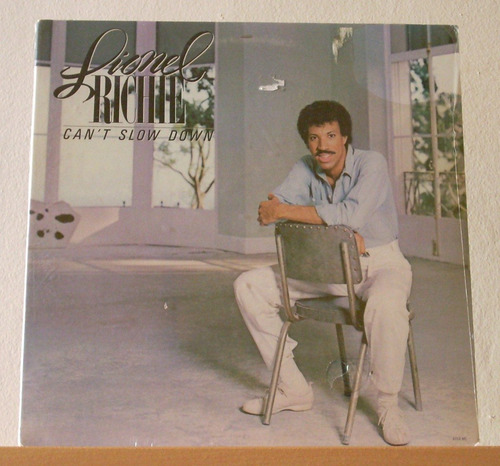 lionel richie - can't slow down (vinilo nuevo sellado)