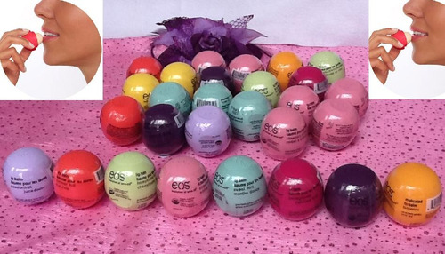 lip balm eos pronta entrega no df