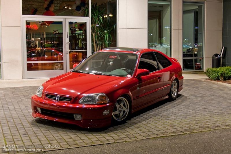 Lip Delantero Civic Honda 1996-1998 Type R Jdm - $ 840.00 ...