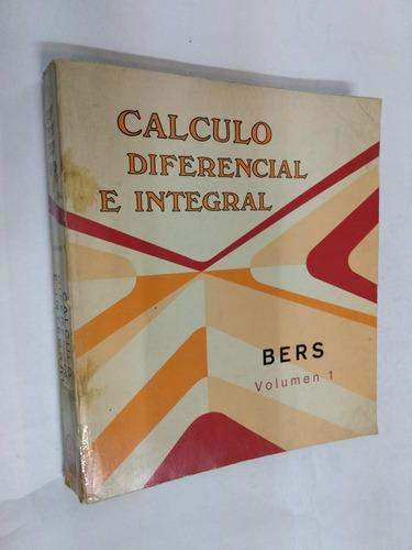 lipman bers calculo diferencial e integral - volumen 1