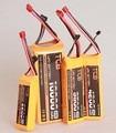 lipo battery 11.1v 3500mah 25c 3s  rc